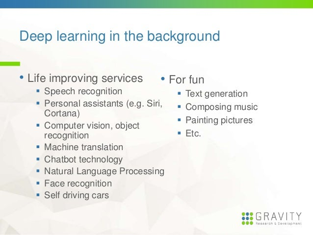Deep learning: the future of recommendations Slide 3