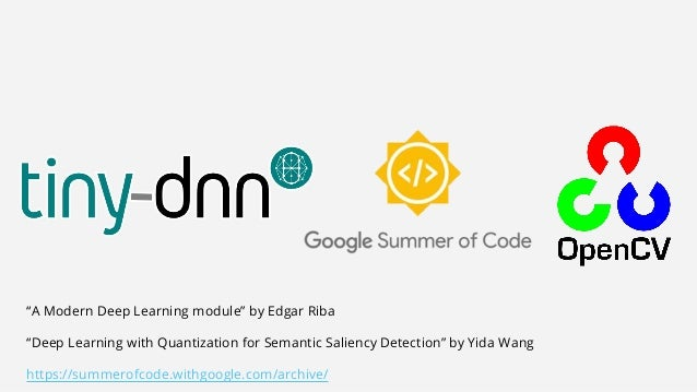 Deep learning with C++ - an introduction to tiny-dnn