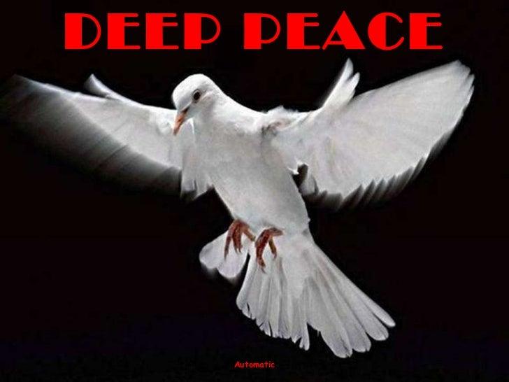 DEEP PEACE Automatic