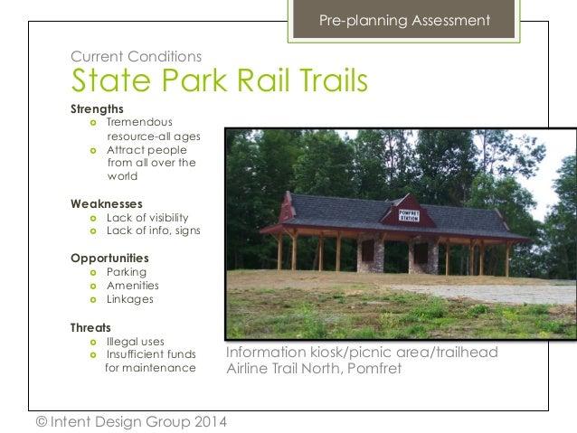 Marketing Connecticut's State Park Rail Trails