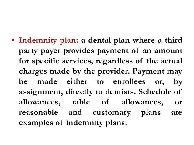 finance in dental care