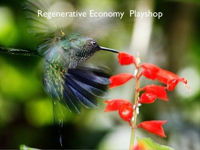 Regenerative Economy Playshop