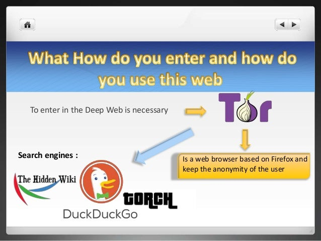 Deep web power point presentation deep web and where nobody wants to enter 11 ccuart Gallery