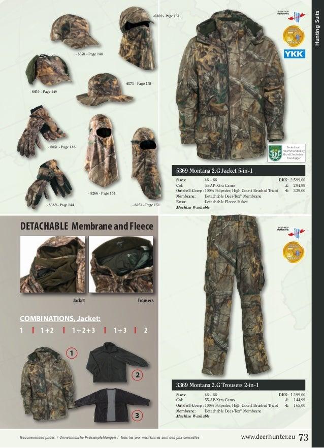 73 bis Nat-Gear Pantalon imperm/éable de chasse//p/êche Camouflage