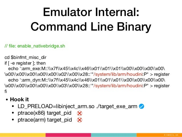 One Step Ahead of Cheaters -- Instrumenting Android Emulators