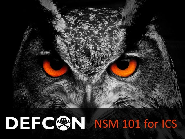NSM 101 for ICS