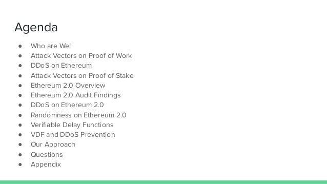 DEFCON28_2020_EthereumSecurity_PreventingDDoS_VDF Slide 2