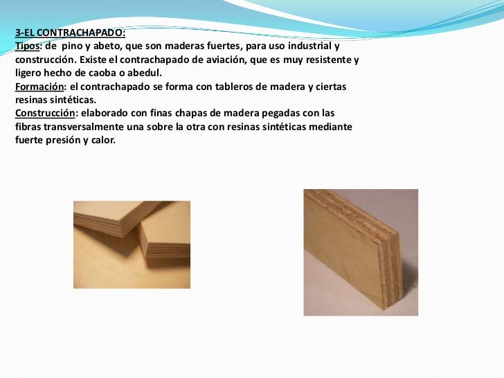 Defectos de la madera contrachapado y aglomerado - Tableros de madera baratos ...