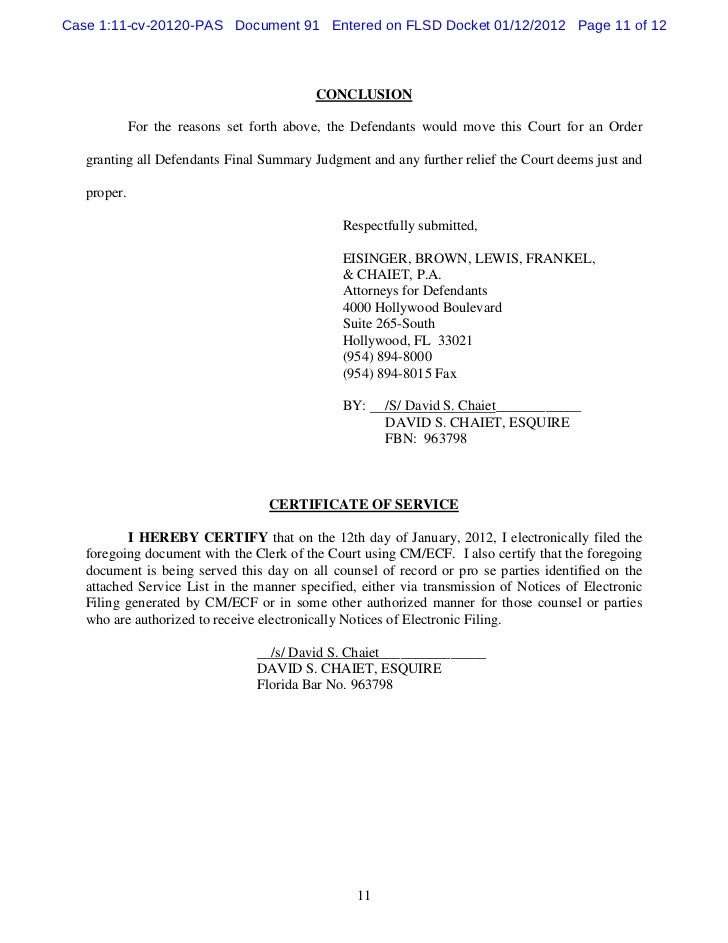 Defendants' reply brief in response to plaintiff's ... | 728 x 943 jpeg 89kB