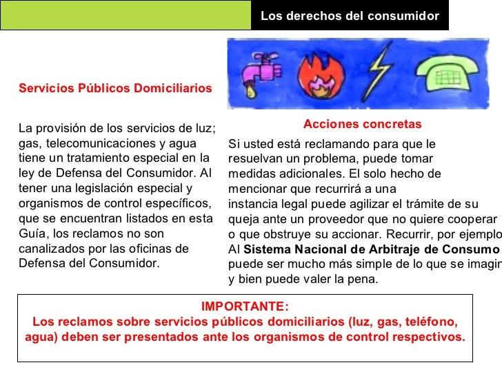 Defensa del consumidor for Oficina de defensa del consumidor