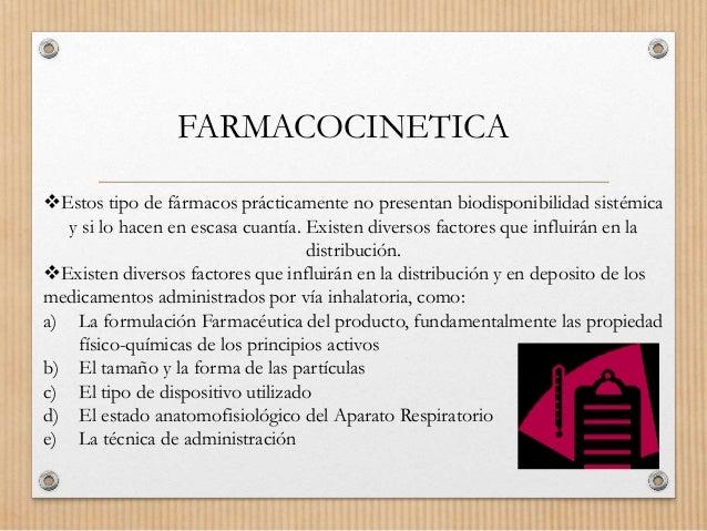 Broncodilatadores, antitusígenos mucoliticos y
