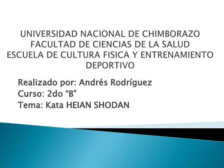 UNIVERSIDAD NACIONAL DE CHIMBORAZOFACULTAD DE CIENCIAS DE LA SALUDESCUELA DE CULTURA FISICA Y ENTRENAMIENTO DEPORTIVO<br /...