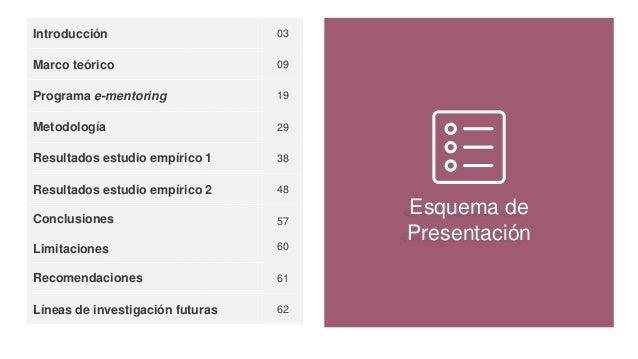 """Diseño, desarrollo, implementación y evaluación del programa""""E-Mentoring en programas de prácticas académicas"""" Slide 2"""