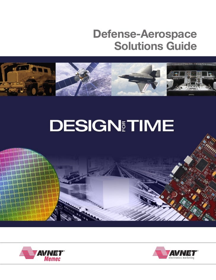 Defense-Aerospace   Solutions Guide