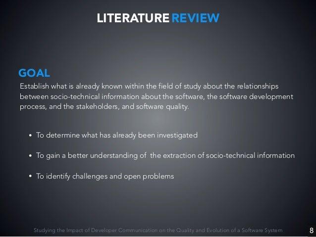 Dissertation on software development