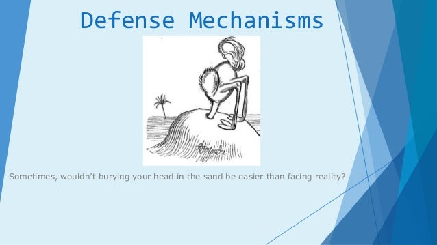 Defense Mechanisms For Etom Powerpoint