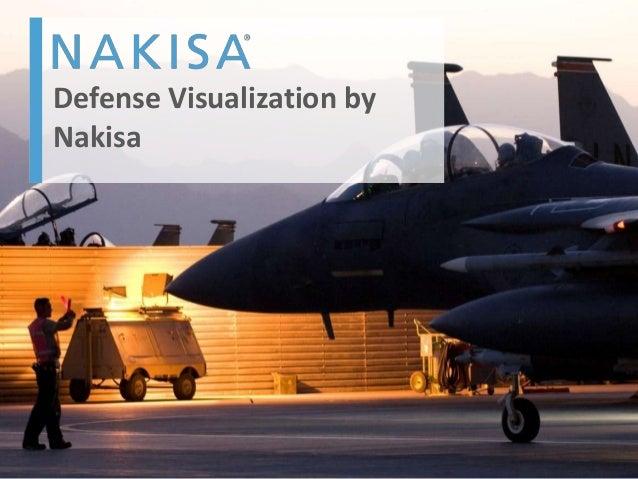 Defense Visualization by Nakisa