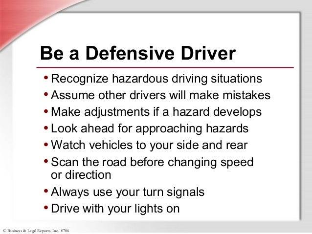 defensive driving rh slideshare net defensive driving training manual defensive driving manual in zimbabwe