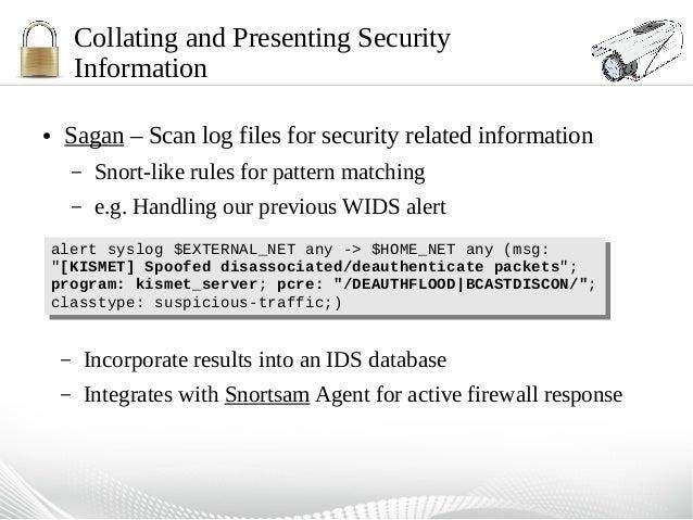Defensive information warfare on open platforms