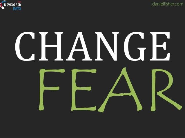 danielfisher.com CHANGE