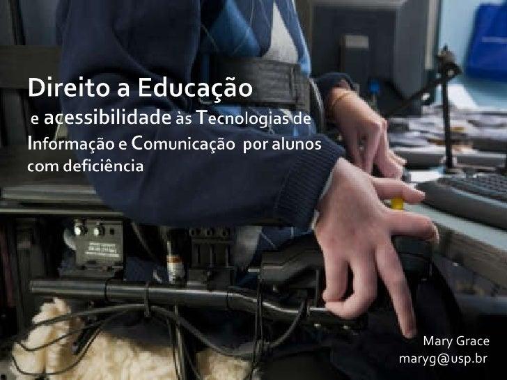 Mary Grace maryg@usp.br