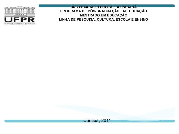ESCOLABR: INCLUSÃO DIGITAL DE PROFESSORES Eziquiel Menta Orientadora: Prof. Dra. Glaucia da Silva Brito UNIVERSIDADE FEDER...