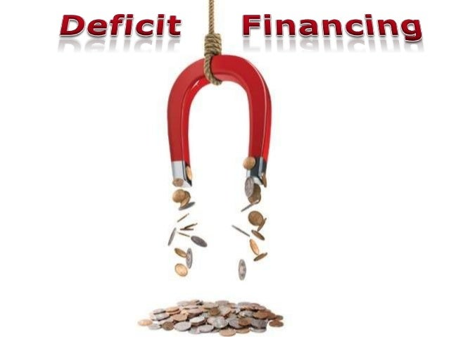 Image result for deficit financing