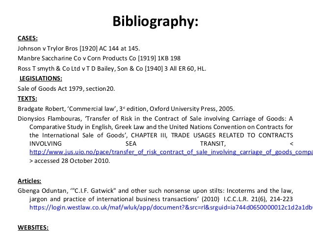 annotated bibliography characterization dictionary