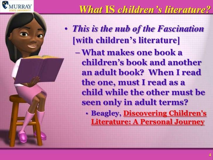 defining children s literature