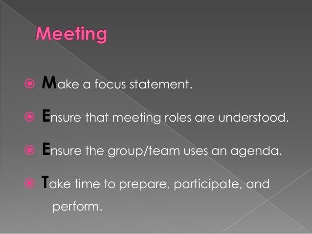 define meeting  types of meeting  function of meeting