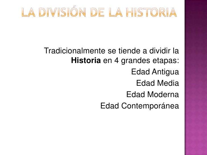 Definici n de historia for Epoca contemporanea definicion