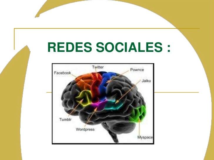 REDES SOCIALES :<br />