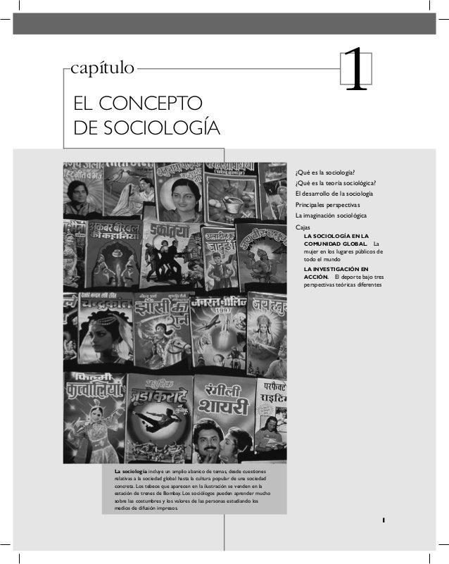 capítuloEL CONCEPTO                                                                                                1DE SOC...