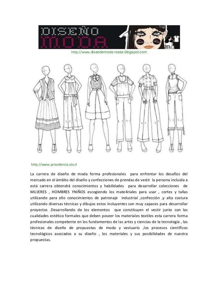 Conceptos de moda