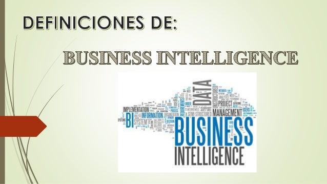 Es el conjunto de metodologías, aplicaciones, prácticas y capacidades enfocadas a la creación y administración de informac...