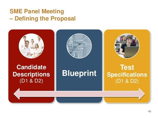 Defining the new mcc blueprint 38 sme panel meeting defining malvernweather Choice Image