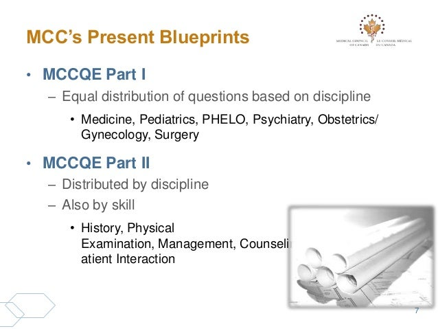 Defining the new mcc blueprint professional practice 6 7 mccs present blueprints malvernweather Images
