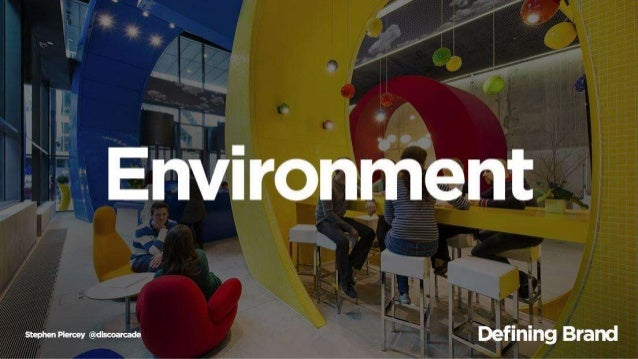 Environment  stephonPlcreev edhooarcado  Brand