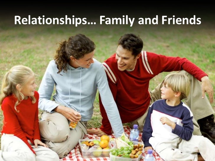 Cheating with friends and family