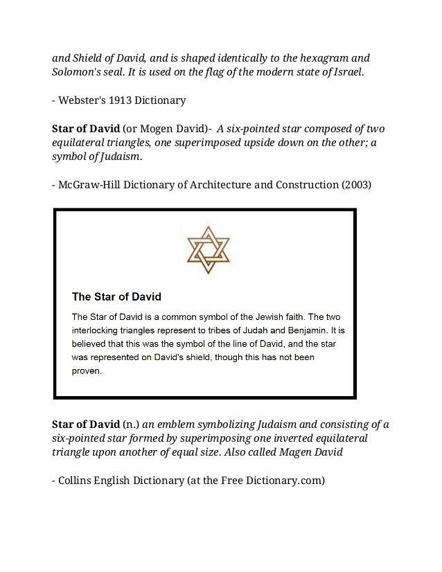 Defining the star of david voltagebd Choice Image