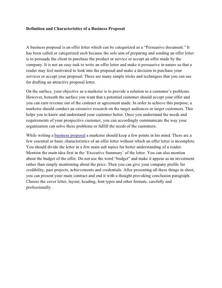 definitionandcharacteristicsofabusinessproposal 1728jpgcb1282545387