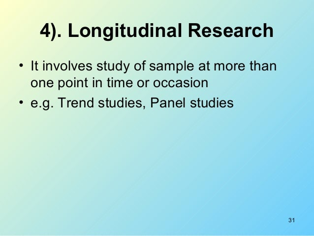Archiving Longitudinal Data for Future Research. Why ...