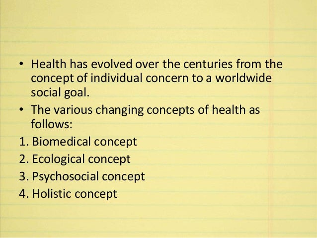 Constitution of WHO: principles