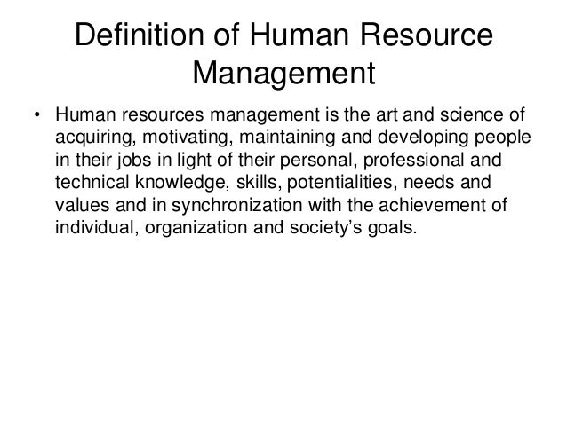 Hrd definitions