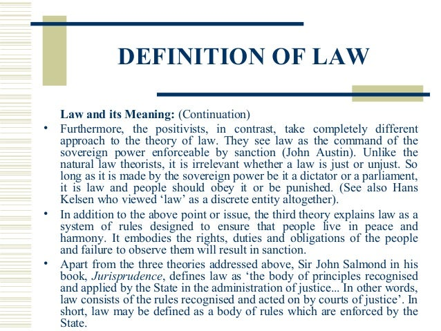 law interpretation In legal interpretation, where does meaning come from law is made from  language, yet law, unlike other language-related disciplines, has not so far.