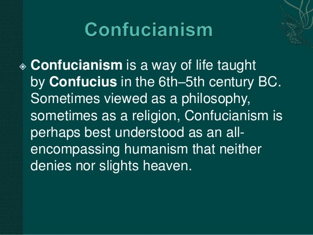 Confucianism  Definition of Confucianism in English by