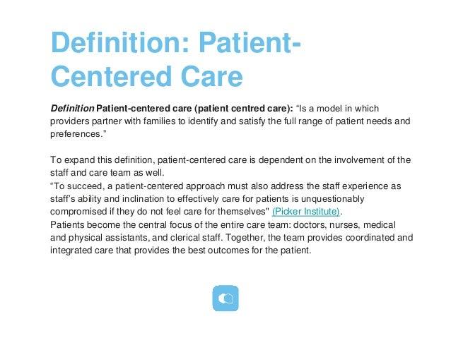 7 Steps to Develop a Patient-Centered Culture