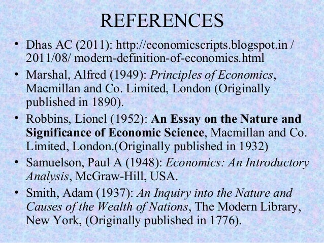 "definitions of economics by adam smith and alfred marshall essay Adam smith's definition of economics alfred marshall's economics  according to alfred marshall ""economics is the study of people in the ordinary ."