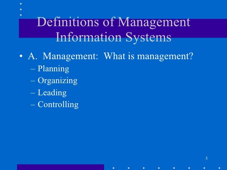 what is management information systems Types of information systems in an organization what is a management information system importance of the management information system.