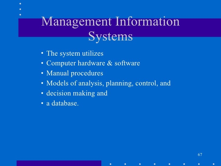 120058196 management information system Journal of management information systems.